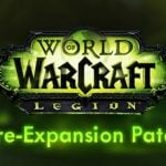 Legion pre-expansion patch 7.0 arrives on Tuesday, July 19th