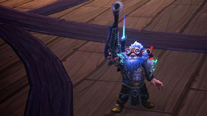 Hunter Artifact weapon