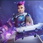 This week's hero rotation plus the PTR with Zarya