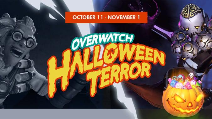 New Overwatch event Halloween Terror is now live | Blizzard Watch