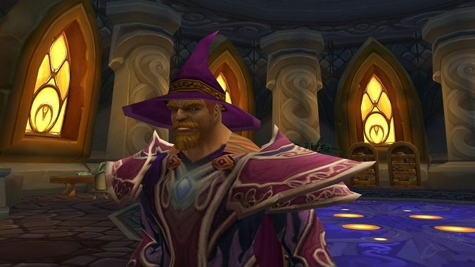 vargoth in dalaran