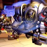 Reinhardt gets his charge card back in latest Overwatch patch notes