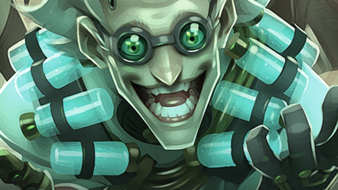 Overwatch Halloween comic Junkenstein now available | Blizzard Watch