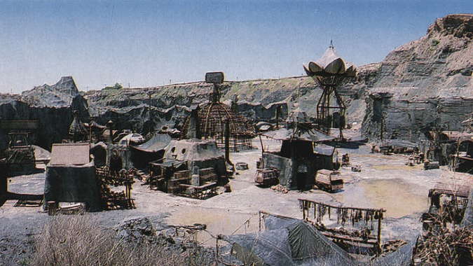 bartertown in mad max