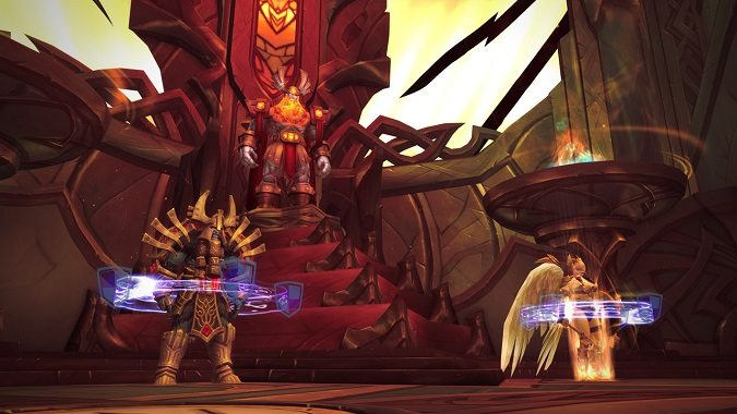 odyn in the trial of valor