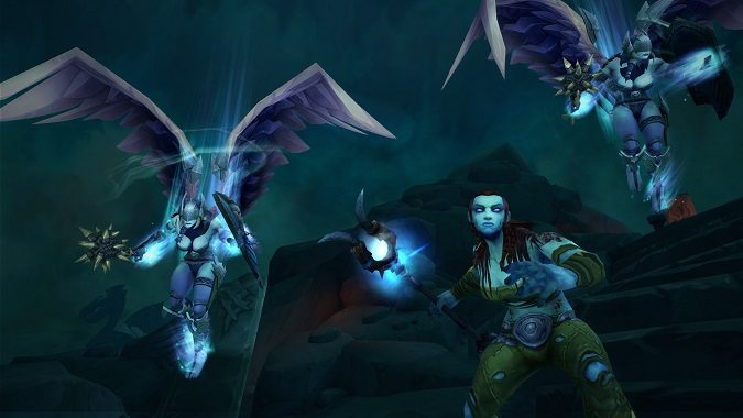 val'kyr in the trial of valor