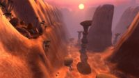 WoW Classic Gallery: Thousand Needles as it was in vanilla WoW