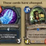 Latest Hearthstone patch paves the way for Year of the Mammoth