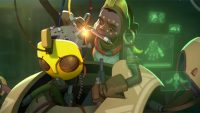 The new Overwatch novel puts Efi, Orisa, and Numbani on center stage