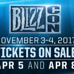 BlizzCon 2017 to be held November 3-4