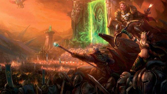 When The First Volume Of Blizzards World Warcraft Chronicle Series Hit Shelves Last Year It Managed To Clarify Thousands Years Not Just