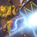 Are you playing Orisa in Overwatch?