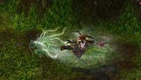 flying serpent kick