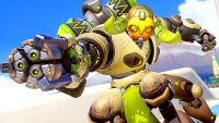 What is Overwatch's bunker composition, and why is it so hard to deal with?