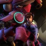 D.Va boosts into the Nexus in latest hero spotlight