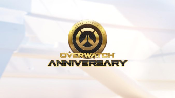 Overwatch anniversary event includes free play weekend blizzard