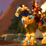Lightsworn: Stirring in the Shadows for the Paladin class mount