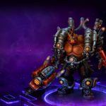 Garrosh Hellscream comes in like a ball that wrecks in his Hero spotlight