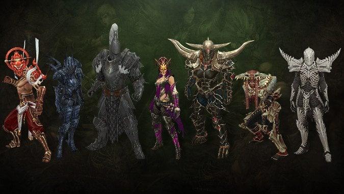 Diablo  Monk Builds Blizzard