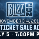 BlizzCon 2017 tickets are sold out
