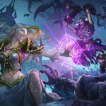 Hearthstone's Knights of the Frozen Throne releases August 10