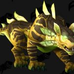 Argus has several new Hunter pets to tame