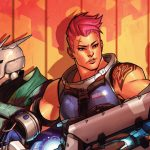 New Overwatch Zarya comic: Searching offers major reveals and a lot of questions