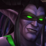 Spoilers abound in the Antorus the Burning Throne end cinematic