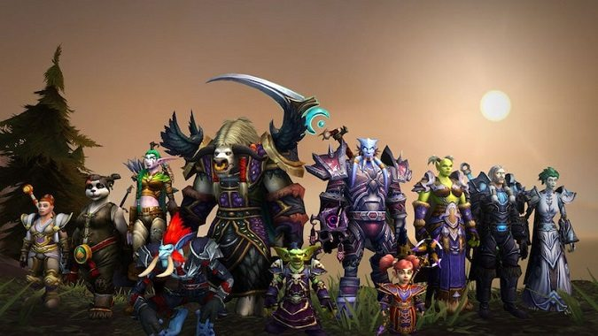classes in legion