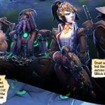 Dread the spine-tingling terror of Overwatch's Return of Junkenstein comic