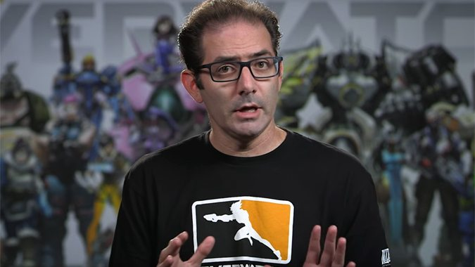 Overwatch Game Director Jeff Kaplan Leaves Blizzard