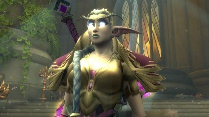 Мне нравится World of Warcraft