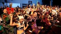 wow cosplayers