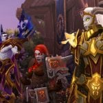 Good news! WoW's Allied Races will unlock account wide