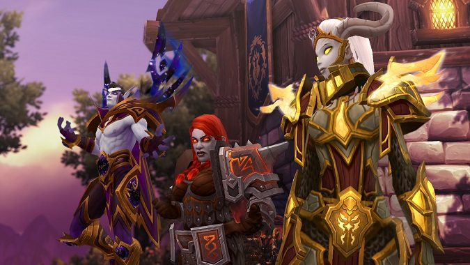 alliance allied races