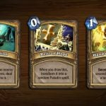 BlizzCon's arena-exclusive Hearthstone cards still a few months away