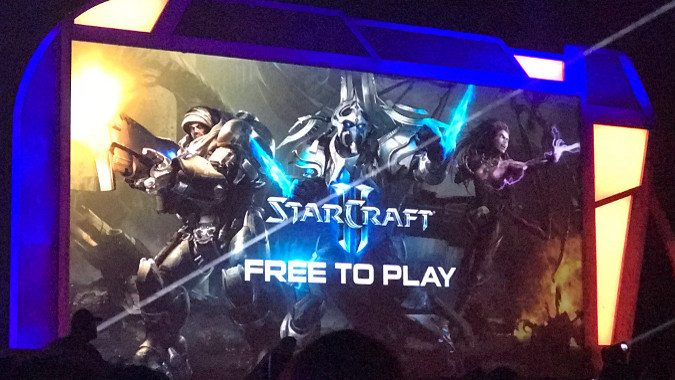 Blizzcon 2017 starcraft 2 goes free to play blizzard watch for Star craft 2 free 2 play