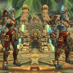 Know Your Lore: The Zandalari Trolls at the dawn of time
