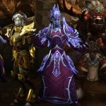 Allied races and their Heritage Armor – what it is and isn't
