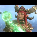 Alexstrasza hits the Nexus in latest Heroes of the Storm PTR