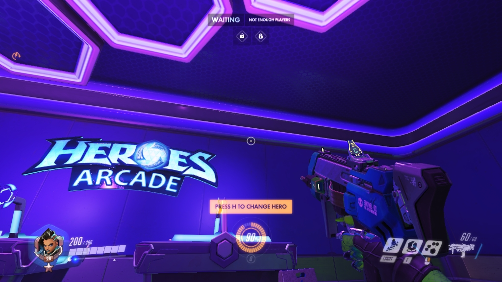 Overwatch Blizzard World Map Gallery Blizzard Watch