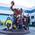 Help knit or crochet Blizzard's annual holiday Orc sweater