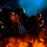 """""""Blaze,"""" a StarCraft Firebat, is coming to Heroes of the Storm in January"""