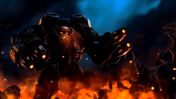 Heroes Of The Storm Next Hero After Blaze