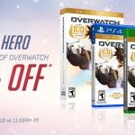 Overwatch half off for the holidays