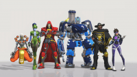 How to get Overwatch League Tokens to buy team skins for free
