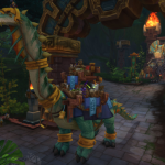 Battle for Azeroth is packed with cool dinosaur mounts
