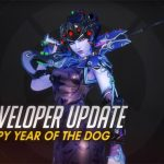 Latest Overwatch Developer Update highlights Lunar New Year and a new map