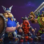 The Lost Vikings find the free Heroes of the Storm rotation