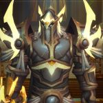 The story of Dakh, Paladin of the Alliance